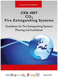 CEA 4007 CO2 Fire Extinguishing systems
